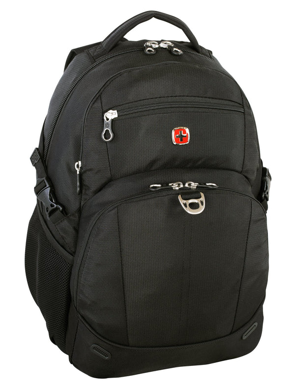21db687c1b3d Swiss Gear 15.6 Laptop Backpack - Black By Swiss Gear 1  49.00 MSRP   69.99  You Save  30% ( 20.99)