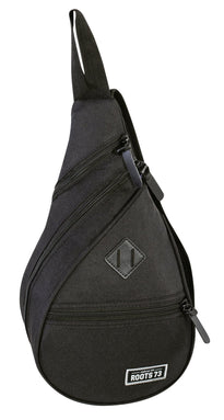 Roots 73 Poly Mini Sling Bag - Black