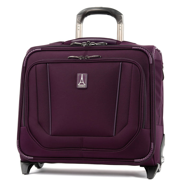 Travelpro Crew VersaPack Rolling Tote - Perfect Plum