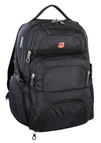 Swiss Gear 17.3 Laptop Backpack - Black