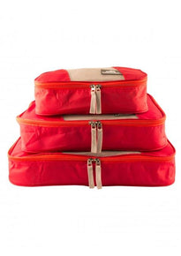 Mancini Pack'Em In Travel Packing Cubes