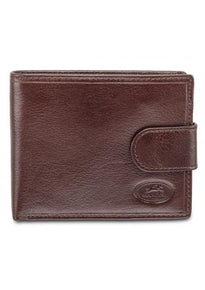 Mancini EQUESTRIAN-2 Deluxe Men's Wallet with Coin Pocket