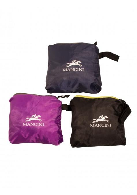 Mancini Pack 'Em In Travel Packable Duffle Bag