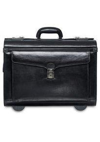 Mancini SIGNATURE Deluxe Wheeled Catalog Case