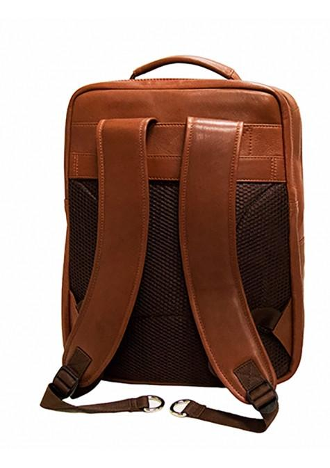 Mancini COLOMBIAN RFID Secure Backpack for Laptop and Tablet