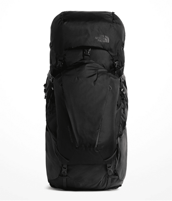 The North Face Griffin 65 Backpack - L/XL - Asphalt Grey/TNF Black