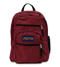 JanSport Big Student Backpack - Viking Red