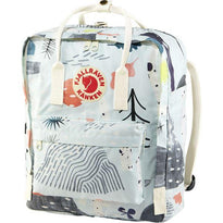 Fjallraven Kanken Art Backpack - Birch Forest