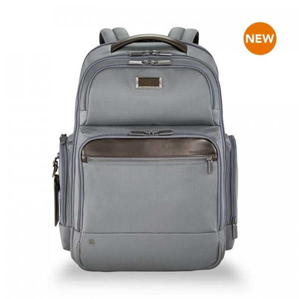 Briggs & Riley @work Large Cargo Backpack - Grey