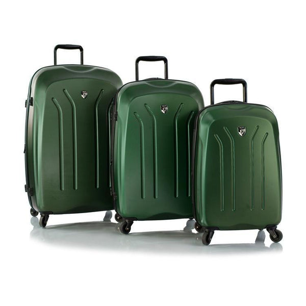 Heys Lightweight Pro 3 Piece Spinner Luggage Set