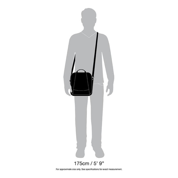 Pacsafe Metrosafe™ LS200 anti-theft shoulder bag (RFID Blocking)