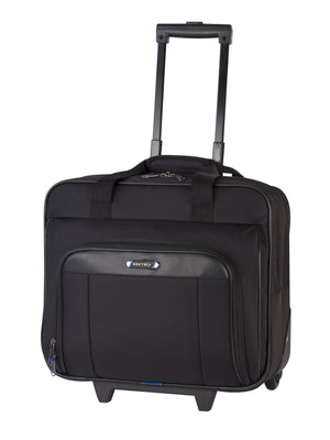 Nextech 15.6 Inch Rolling Bag Business Case