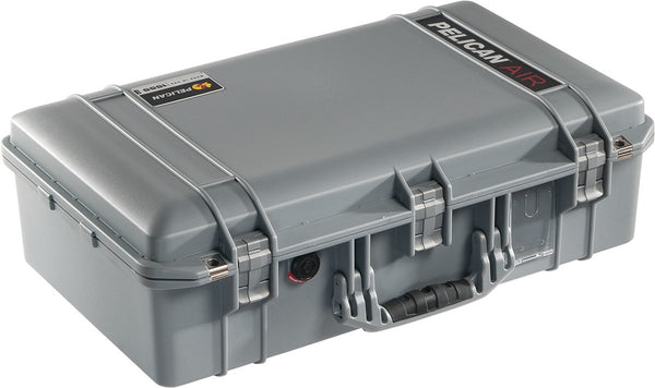 Pelican Protector Case 1555 Air Case - No Foam - Silver