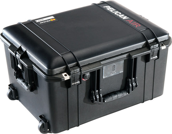 Pelican Protector Case 1607 Wheeled Air Case - No Foam - Black