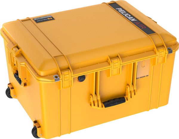 Pelican Protector Case 1637 Air Case - No Foam - Yellow