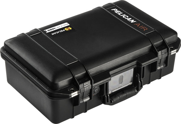 Pelican Protector Case 1485 Air Case - With Padded Dividers - Black