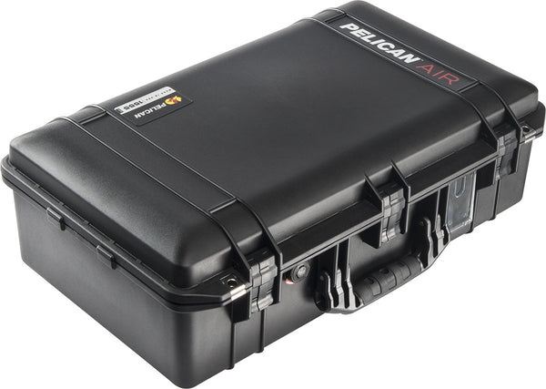 Pelican Protector Case 1555 Air Case - With TrekPak Divider System - Black