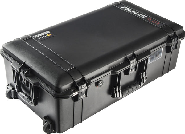 Pelican Protector Case 1615 Air Case - With Padded Dividers - Black