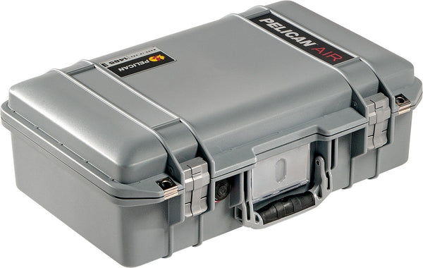 Pelican Protector Case 1485 Air Case - No Foam - Silver