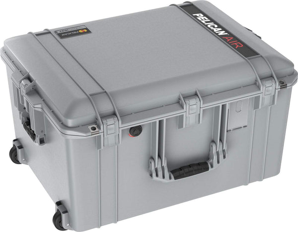 Pelican Protector Case 1637 Air Case - No Foam - Silver