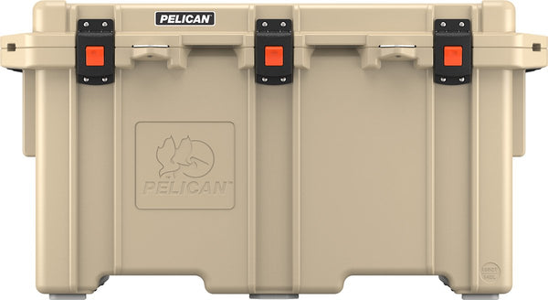 Pelican 150QT Elite Cooler - Tan