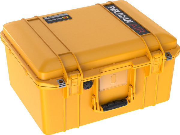 Pelican Protector Case 1557 Air Case - With Foam - Yellow