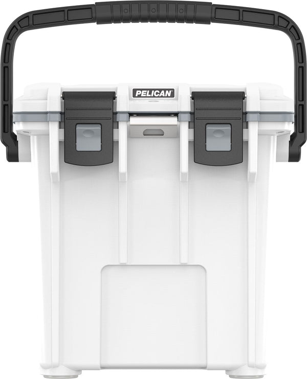 Pelican 20QT Elite Cooler - White/Gray