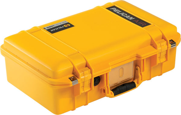 Pelican Protector Case 1485 Air Case - With Foam - Yellow