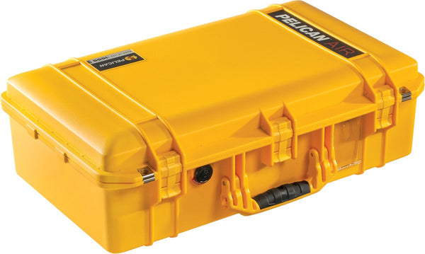 Pelican Protector Case 1555 Air Case - No Foam - Yellow