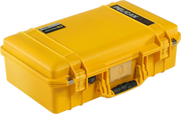 Pelican Protector Case 1525 Air Case - With Foam - Yellow