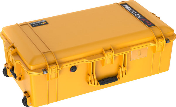 Pelican Protector Case 1615 Air Case - No Foam - Yellow