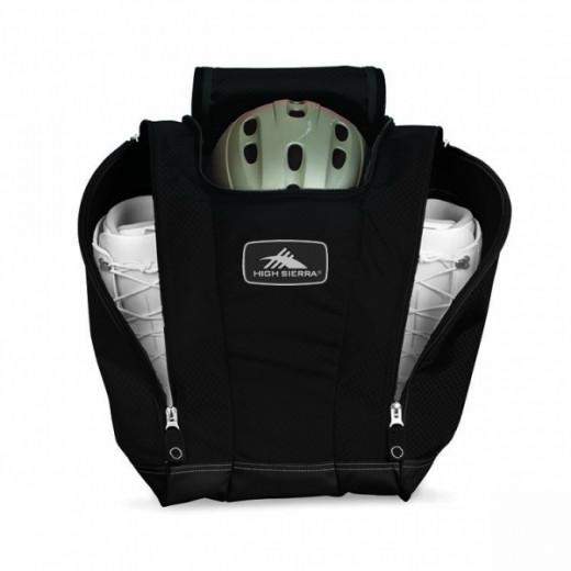 High Sierra Adventure Snow Trapezoid Boot Bag