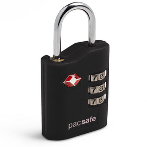 Pacsafe Prosafe® 700 TSA accepted combination padlock