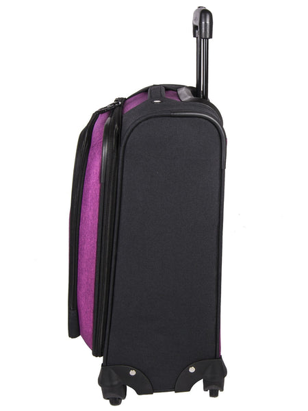 Roots 73 Retro Collection 20 Inch Carry On Spinner Luggage