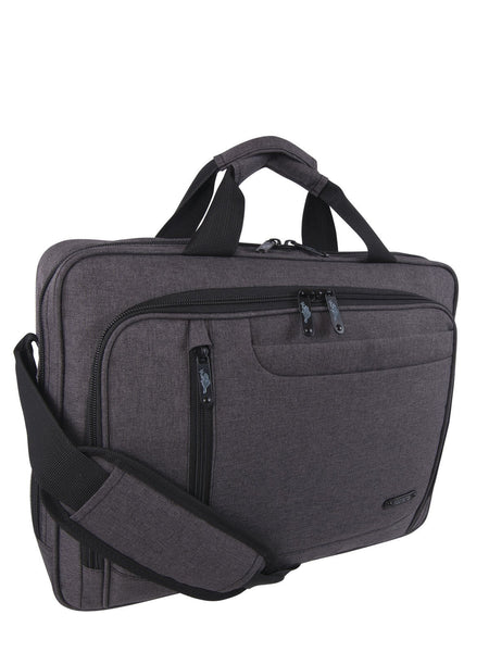 Roots 73 Laptop Messenger Bag For 15 6 Inch Laptop Rfid