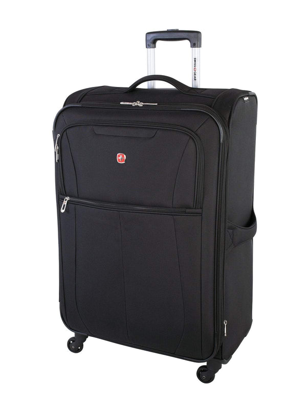 Swiss Gear Classic Collection 28 Inch Expandable Upright Luggage - Black