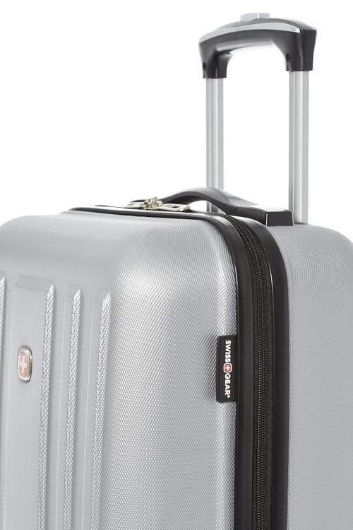 Swiss Gear ABS La Sarinne Lite Carry-On Moulded Hardside Spinner Luggage