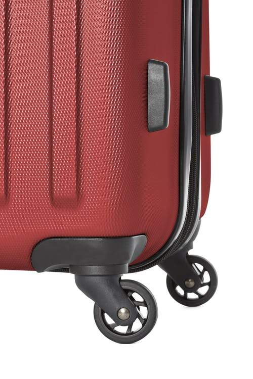 Swiss Gear ABS La Sarinne Lite 28 Inch Moulded Hardside Expandable Spinner Luggage