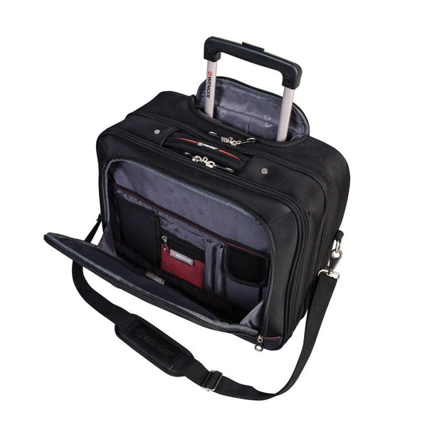 Swiss Gear Business Traveler Roller fits up to 15.6 Inch Notebook
