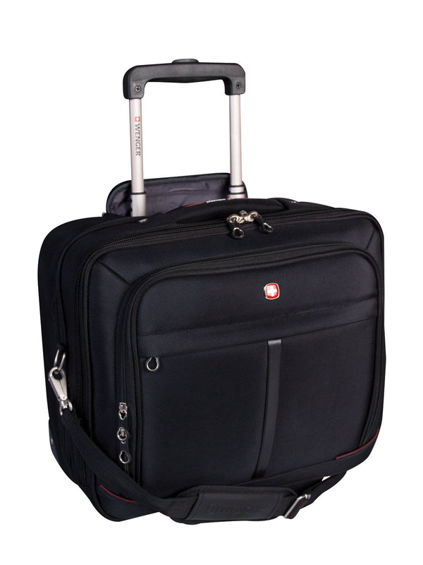 Swiss Gear Business Traveler Roller fits up to 15.6 Inch Notebook - Black
