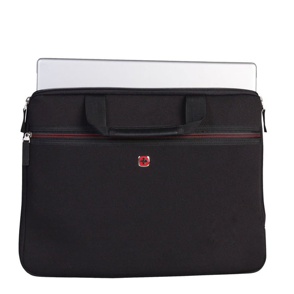 "Swiss Gear Laptop sleeve can fit most 15.6"" Laptop"