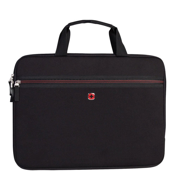 "Swiss Gear Laptop sleeve can fit most 15.6"" Laptop - Black"