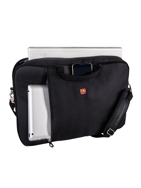 Swiss Gear Ballistic Slipcase With Shoulder Strap - 17.3 Inches