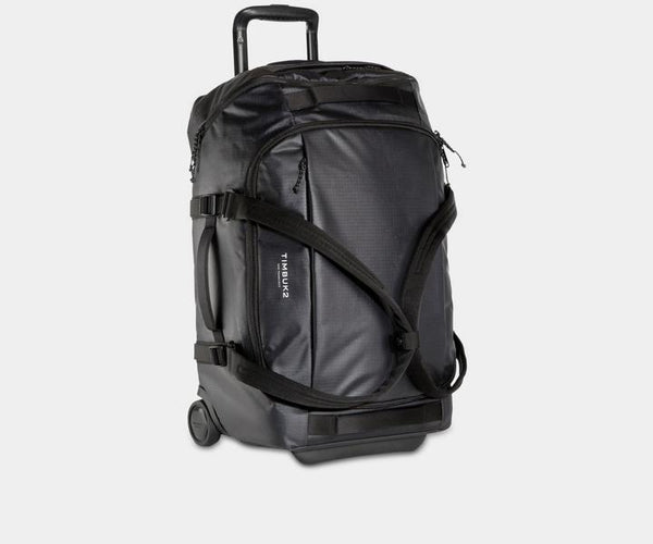 Timbuk2 Quest Rolling Backpack Duffel - M - Jet Black