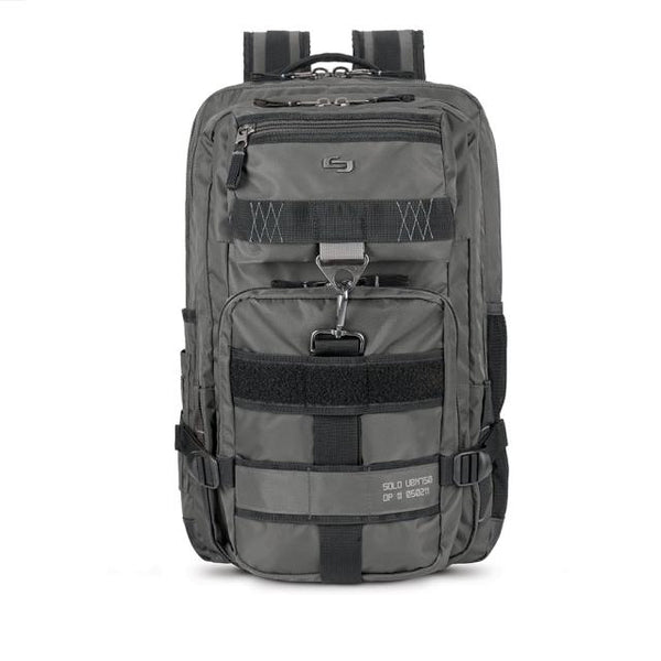 Solo Black Ops Altitude Backpack - Grey