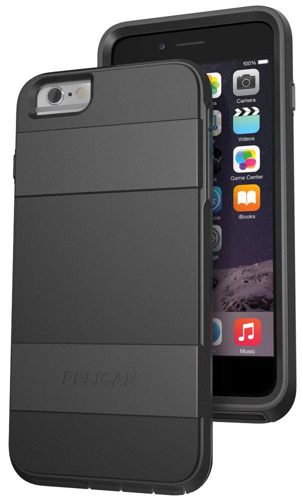 Pelican ProGear - C07030 Voyager Case For iPhone 6 Plus and 6s Plus - Black