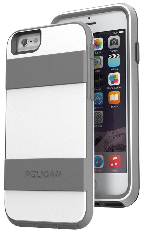 Pelican ProGear - C02030 Voyager Case For iPhone 6 and 6s - White