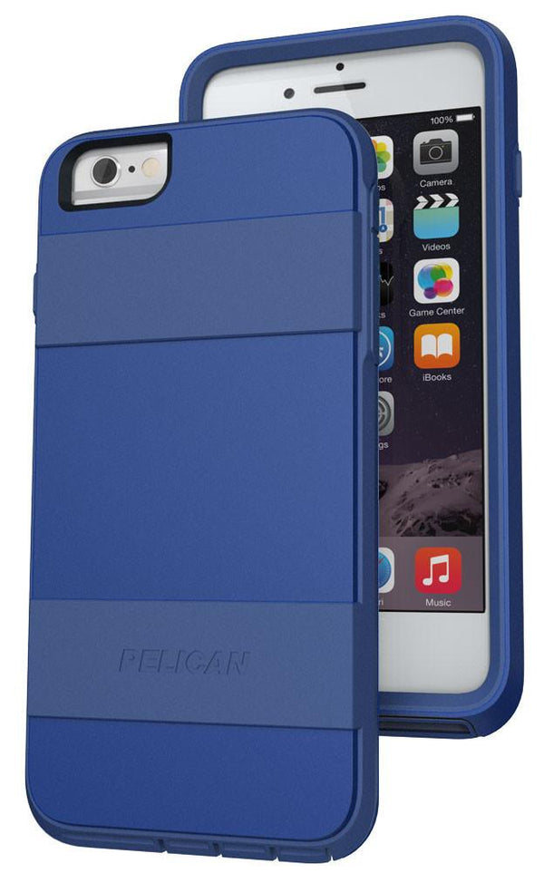 Pelican ProGear - C07030 Voyager Case For iPhone 6 Plus and 6s Plus - Blue