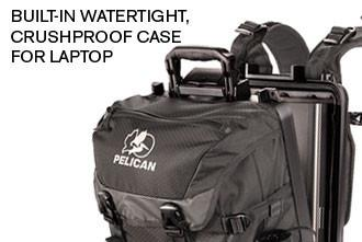 Pelican ProGear - S130 Sport Elite Laptop/Camera Divider Pack Backpack
