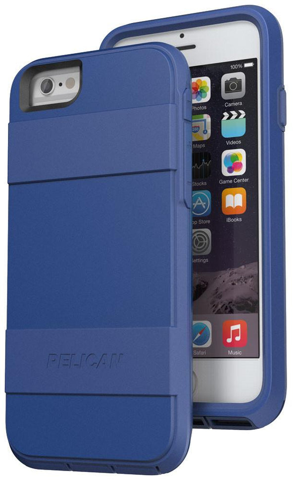 Pelican ProGear - C02030 Voyager Case For iPhone 6 and 6s - Blue